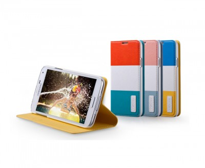 Flip Diary Case for Samsung Galaxy S5