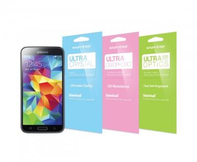 Spigen Steinheil ฟิล์มติดหน้าจอ For Samsung Galaxy S5